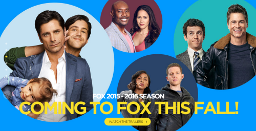 FOX Upfronts 2015 pic 1